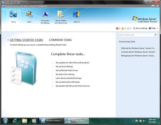 WindowsAurora