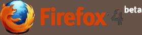 Firefox 4 Beta 4