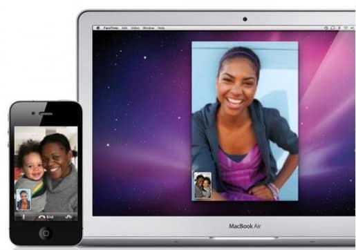 FaceTime Mac OSX