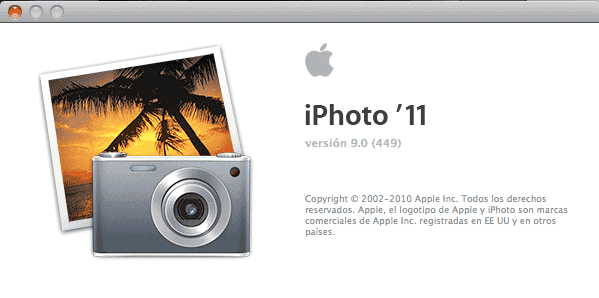 Actualización iLife09-11-19