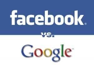 FacebookvsGoogle