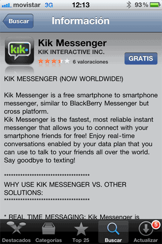 KiKMessenger