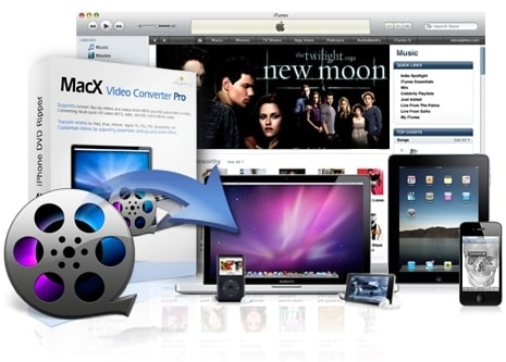 Mac OSx VideoConverter