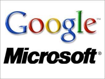 Google y Microsoft