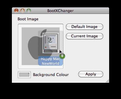 cambia logo arranque en MAC