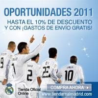 Accede RealMadrid Promo Enero 2011