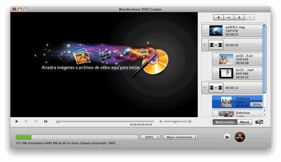 mac-dvd-creator-interface