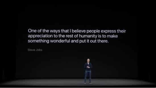 Apple Evento 12 Septiembre