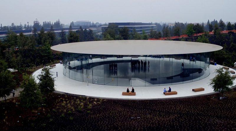 Teatro Steve Jobs - Septiembre 2017