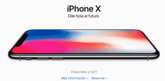 Ya es posible reservar el iPhone X