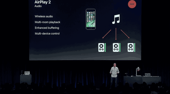 Características Apple AirPlay 2