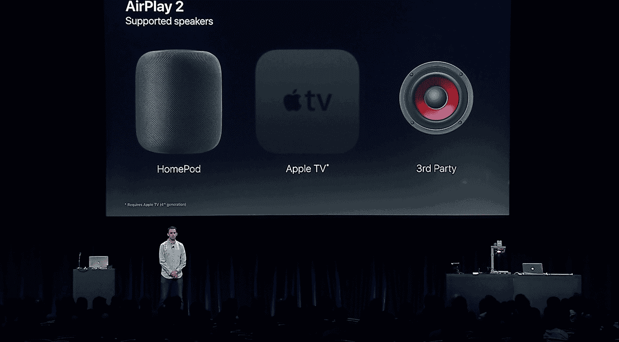Altavoces compatibles con AirPlay 2