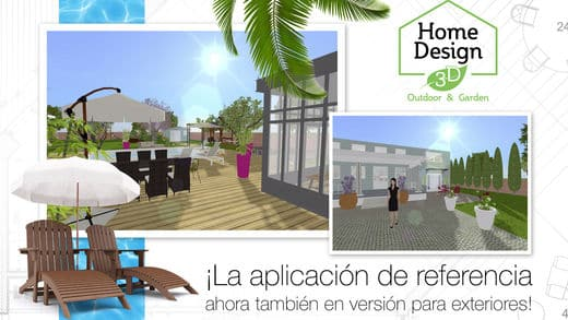 Aplicación para iOS y iPad Home Design 3D