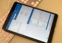 Test Rendimiento en iPad Pro