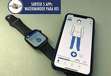 Sorteo 5 licencias WaterMinder para iOS