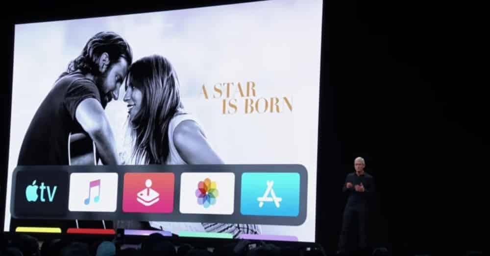 Servicios AppleTv en tvOS