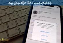 iOS14 Developer Beta 3 Actualización