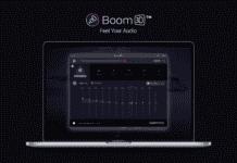 Boom 3D aplicación de audio