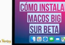 Cómo instalar macOS Big Sur Beta Pública